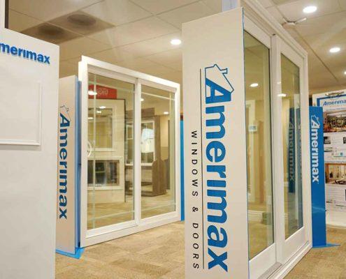 Amerimax Sliding Glass doors and windows