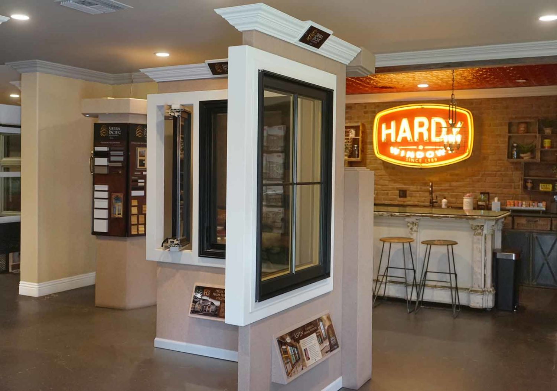 Orange County window installation company office and showroom