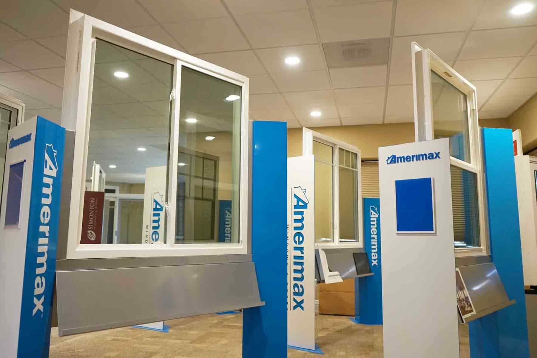 More of our amerimax windows for window installations