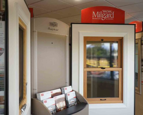 More Mi windows in our showroom