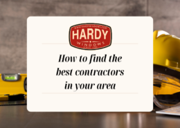 how to find the best contractors